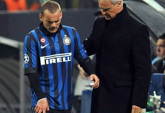 Claudio Ranieri's constant experimentation with tactics wasted his terrific start with Inter and may have ruined the team's relationship with its best player, Sneijder.