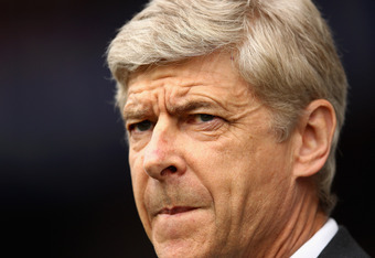 Nothing was wrong with Wenger's tactics.