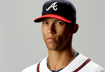 Andrelton Simmons played in Single-A minor league ball last season.