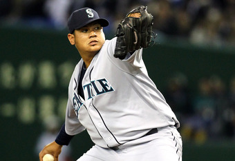 Expect King Felix to contend for another Cy Young in 2012