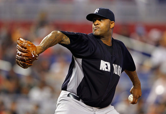 As usual, the Yankees (behind CC Sabathia) are loaded this year...