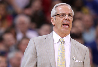 Roy Williams will have his work cut out for him in the 2012-13 season.