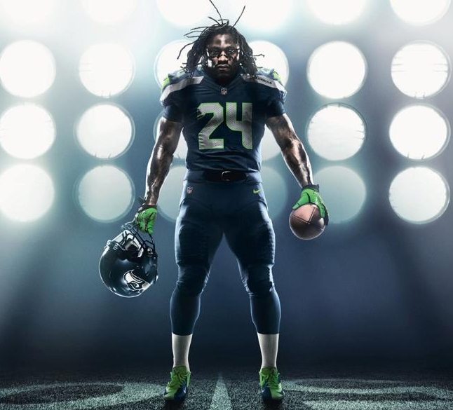 New Nike NFL Uniforms: How New Jerseys Will Impact 2012