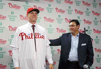 Papelbon was allowed to leave for a four year, $50 million deal with the Phillies