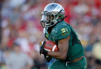 Lamichael James would give the Broncos a big-play weapon in the backfield.