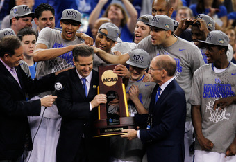 John Calipari convinced freshmen and sophomores to buy into a team concept and it paid off, beating veteran-laden teams throughout the season.