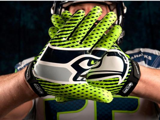 Seahawks Nike Jerseys: Seattle's Bold Design a Brilliant ...
