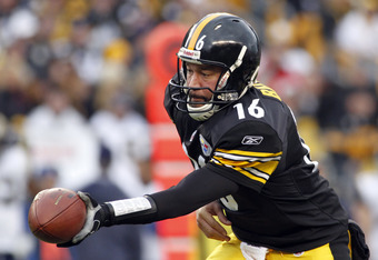 Could this mean another year of Charlie Batch as the No. 2 QB?
