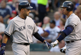 Derek Jeter and A-Rod are aging and health will be the key for them.