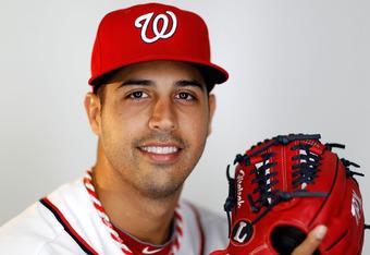 Gonzalez had 197 strikeouts in 202 innings in 2011.