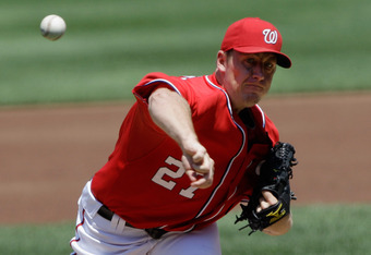 Jordan Zimmermann is looking to make a name for himself this season.