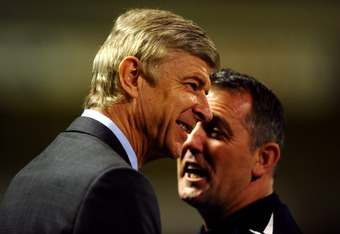 Owen Coyle is helping Wenger and Arsenal develop Miyaichi.