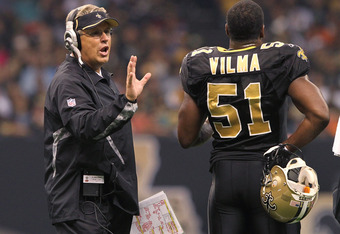 Gregg Williams may have started this mess, and players like Jonathan Vilma may have carried it out, but in the end, this falls on Sean Payton and upper management.