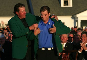 The Green Jacket.
