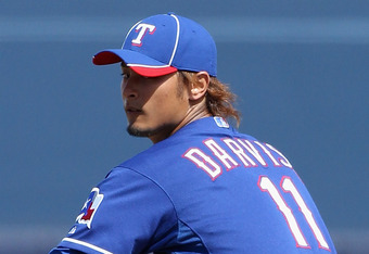 Yu Darvish agreed to a 6-year $60 million deal to join the back-to-back defending AL Champion Texas Rangers.