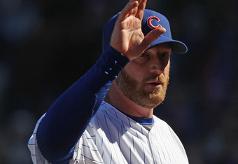 Can Ryan Dempster get a high-five for 10 strikeouts on Thursday?