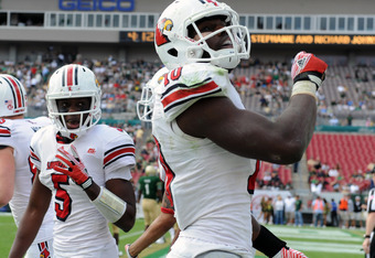Bridgewater (left) and Brown figure to be a major force for the Cards.