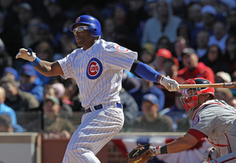 Marlon Byrd is a free agent after the 2012 season.