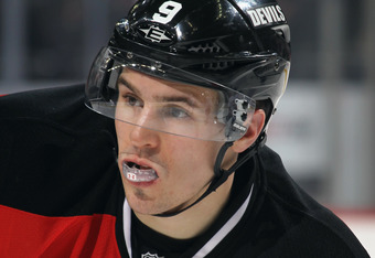 Could Devils' winger Zach Parise be a target of the Hurricanes this summer?
