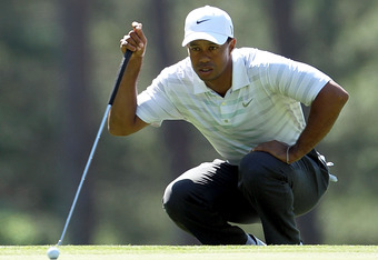 Tiger Woods will break par for the tournament.