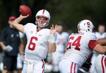 QB Josh Nunes (Photo by Stanford Football)