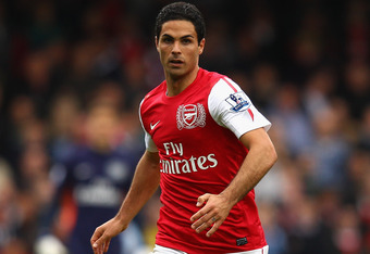 Mikel Arteta's 87th minute strike was the difference