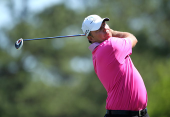Bo Van Pelt shot up to 17th with a final round 64
