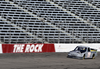 Truck test at The Rock