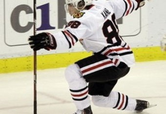 Even if Jonathan Toews can't suit up, Phoenix will have their hands full with Patrick Kane