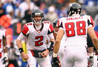 Matt Ryan is quickly becoming one of the  best in the business at making calls at the line of scrimmage.