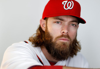 Despite early struggles, Jayson Werth insists he's feeling good.