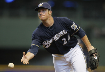 Does any player in the National League feel more pressure than Mat Gamel?