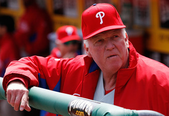 Some managers, such as Charlie Manuel, don't bring their closers into tied ballgames.