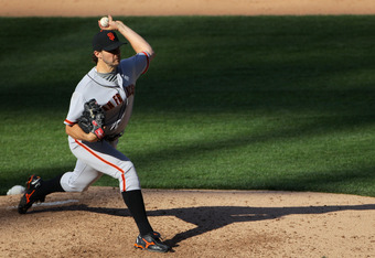 Barry Zito last threw a shutout in 2003.