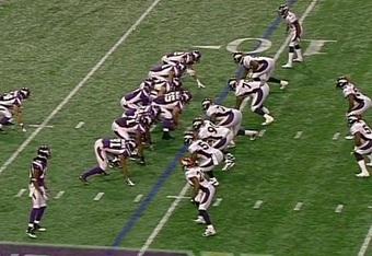 Vikings 22 personnel.