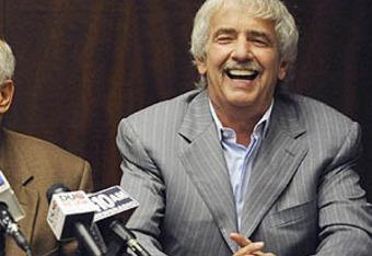 WWE attorney Jerry McDevitt. Photo by Michael Henninger/Pittsburgh Post-Gazette