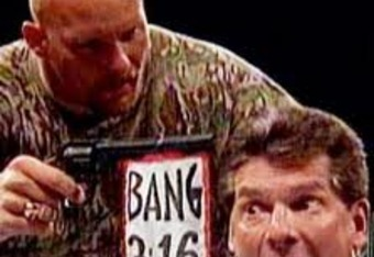 The gun is to Vince's head to get this right.