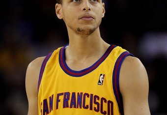 Could Stephen Curry be soon wearing a San Francisco Warriors jersey permanently?