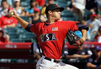 Mets prospect Zack Wheeler