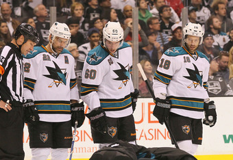 Sharks looking for ninth year with a playoff win this century