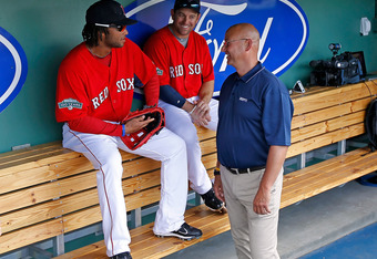 Now a commentator for ESPN, Francona has always taken the high road in discussing his ouster from Boston.