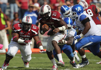 Marcus Lattimore is primed for a big season