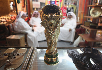 2022 FIFA World Cup takes place in Qatar