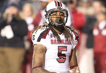 CB Stephon Gilmore - South Carolina