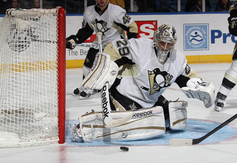 Fleury is Generally Outstanding in the Playoffs