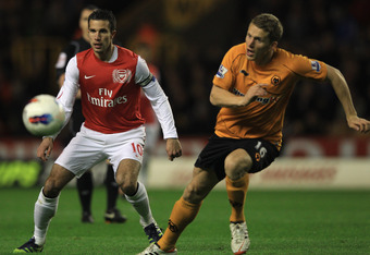 Robin van Persie's role transcends that of a strict No. 9.