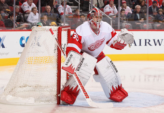 Jimmy Howard Could Be the Difference