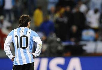 Messi still needs to find success with the national team.