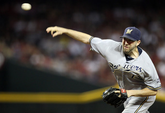 Could Shaun Marcum be dealt if the Brewers fall out of contention?