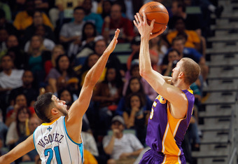 Will Steve Blake Get the Amnesty Boot?